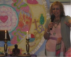 Deanna Giving Talk